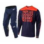 Troy Lee Designs Crosskleding 2018.2 GP AIR Raceshop - Navy