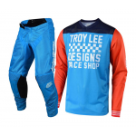 Troy Lee Designs Crosskleding 2018.2 GP AIR Raceshop - Ocean