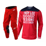Troy Lee Designs Crosskleding 2018.2 GP AIR Raceshop - Rood