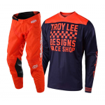 Troy Lee Designs Crosskleding 2018.2 GP Raceshop - Navy / Oranje