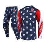 Troy Lee Designs Crosskleding 2018.2 LE GP Star - Navy
