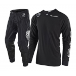 Troy Lee Designs Crosskleding 2018.2 SE AIR Solo - Zwart