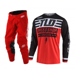 Troy Lee Designs Crosskleding 2019 GP AIR Bolt - Rood