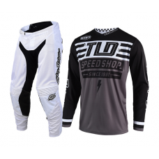 Troy Lee Designs Crosskleding 2019 GP AIR Bolt - Zwart