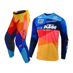 Troy Lee Designs Crosskleding 2019 GP AIR Jet Team KTM - Navy / Oranje
