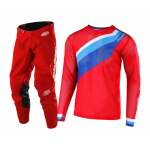 Troy Lee Designs Crosskleding 2019 GP AIR Prisma 2 - Rood