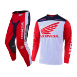 Troy Lee Designs Crosskleding 2019 GP Honda - Wit / Navy