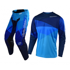 Troy Lee Designs Crosskleding 2019 GP Jet - Blauw