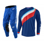 Troy Lee Designs Crosskleding 2019 GP Prisma 2 - Blauw