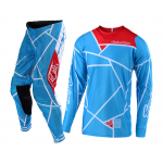 Troy Lee Designs Crosskleding 2019 SE AIR Metric - Ocean