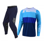 Troy Lee Designs Crosskleding 2019 SE Beta - Blauw