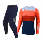 Troy Lee Designs Crosskleding 2019 SE Beta - Oranje / Navy