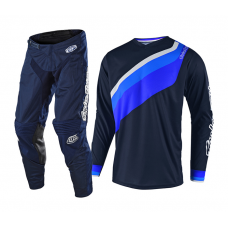 Troy Lee Designs Kinder Crosskleding 2019 GP AIR Prisma 2 - Navy