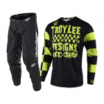 Troy Lee Designs Kinder Crosskleding 2019 GP Raceshop 5000 - Lime