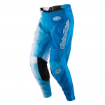 Troy Lee Designs Crossbroek 2017 GP Air 50/50 - Wit / Blauw