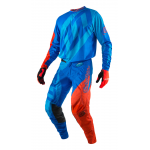 Troy Lee Designs Crosskleding 2017 GP Quest - Cyan / Oranje