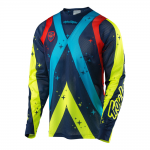Troy Lee Designs Cross Shirt 2017 SE Air Phantom - Navy