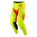 Troy Lee Designs Crossbroek 2017 SE Air Starburst - Flo Geel / Oranje