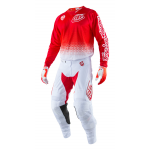 Troy Lee Designs Crosskleding 2017 SE Air Starburst - Wit / Rood
