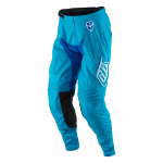 Troy Lee Designs Crossbroek 2017 SE Starburst - Cyan / Blauw