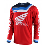 Troy Lee Designs Cross Shirt 2018 GP AIR Prisma Honda - Rood