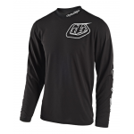 Troy Lee Designs Cross Shirt 2018 GP Mono - Zwart