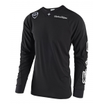 Troy Lee Designs Cross Shirt 2018 SE AIR Solo - Zwart