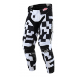 Troy Lee Designs Crossbroek 2018 GP AIR Maze - Wit / Zwart