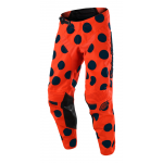 Troy Lee Designs Crossbroek 2018 GP AIR Polka Dot - Navy / Oranje