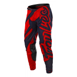 Troy Lee Designs Crossbroek 2018 SE AIR Shadow - Rood / Navy
