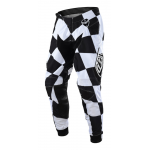 Troy Lee Designs Crossbroek 2018 SE Joker - Wit / Zwart