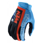 Troy Lee Designs Crosshandschoenen 2018 AIR KTM LIC - Jeugd - Navy / Cyan
