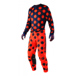 Troy Lee Designs Crosskleding 2018 GP AIR Polka Dot - Jeugd - Navy / Oranje