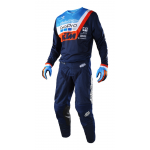 Troy Lee Designs Crosskleding 2018 GP AIR Prisma Team - Navy