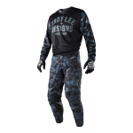 Troy Lee Designs Crosskleding 2018 GP Cosmic Camo - Grijs