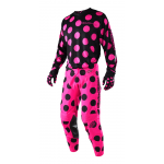 Troy Lee Designs Crosskleding 2018 GP Polka Dot - Zwart / Flo Roze