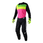 Troy Lee Designs Crosskleding 2018 GP Prisma - Flo Roze