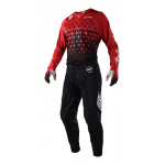 Troy Lee Designs Crosskleding 2018 SE AIR Megaburst - Rood / Zwart