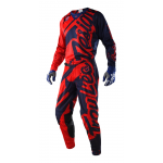 Troy Lee Designs Crosskleding 2018 SE AIR Shadow - Rood / Navy