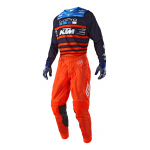 Troy Lee Designs Crosskleding 2018 SE AIR Streamline Team - Navy / Oranje