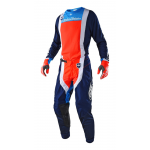 Troy Lee Designs Crosskleding 2018 SE Squadra - Navy / Oranje