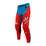 Troy Lee Designs Crossbroek 2020 SE Ultra LE Adidas - Oranje / Blauw