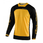 Troy Lee Designs Cross Shirt 2020S SE Pro Boldor - Geel / Zwart