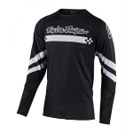 Troy Lee Designs Cross Shirt 2020S SE Ultra Factory / Zwart / Wit
