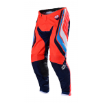 Troy Lee Designs Crossbroek 2019F SE Seca - Oranje / Donker Navy
