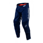 Troy Lee Designs Crossbroek 2020F GP Drift - Navy / Oranje
