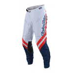 Troy Lee Designs Crossbroek 2020F SE Ultra Factory - Wit / Navy