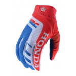 Troy Lee Designs Crosshandschoenen 2021S AIR Honda - Rood / Wit / Blauw