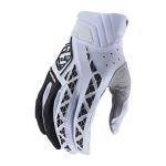 Troy Lee Designs Crosshandschoenen 2021S SE Pro Solid - Wit