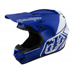 Troy Lee Designs Crosshelm 2021S GP Block - Blauw / Wit